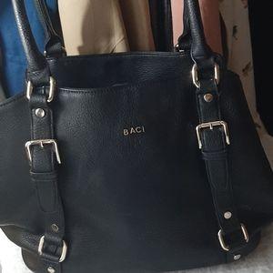 Baci Italy leather handbag